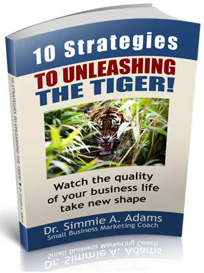 10 Strategies To Unleashing The TIger! Watch the quality of your business life take new shape